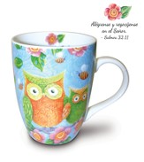 Alegrense y Regocijense, Taza (Rejoice and Be Glad, Mug)