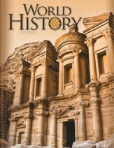 BJU World History Student Text, Grade 10, 4th Edition
