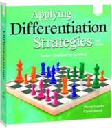 Applying Differentiation Strategies - PDF Download [Download]