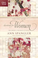 The One Year Devotions for Women: Becoming a Woman at Peace - eBook