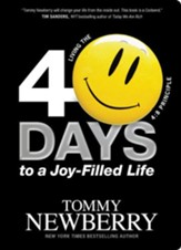 40 Days to a Joy-Filled Life: Living the 4:8 Principle - eBook