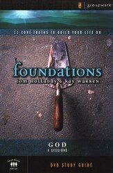 Foundations: God, DVD Study Guide  - Slightly Imperfect