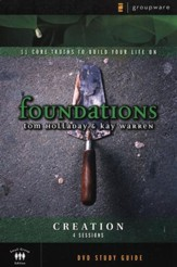 Foundations: Creation: DVD Study Guide