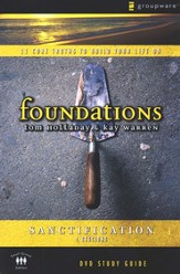 Foundations: Sanctification, Study Guide