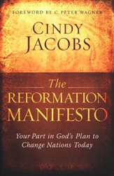 Reformation Manifesto, The: Your Part in God's Plan to Change Nations Today - eBook