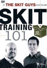 Skit Training 101: Drama Coach In A Box, DVD-ROM