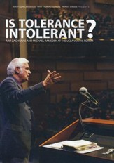 Is Tolerance Intolerant? - DVD