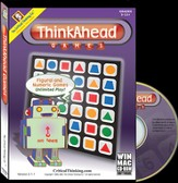 Think Ahead Games on CD-ROM (Grades 3 to 12)