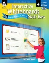 Interactive Whiteboards Made Easy: 30 Activities to Engage All Learners: Level 4 (SMART No - PDF Download [Download]