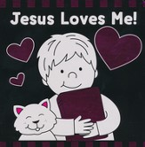 Baby's First Learning Book: Jesus Loves Me!