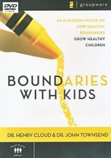 Boundaries with Kids--DVD