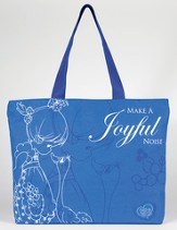 Precious Moments, Make A Joyful Noise Tote Bag
