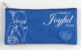 Precious Moments, Make A Joyful Noise Zippered Pouch