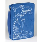Precious Moments, Make A Joyful Noise Bible Cover