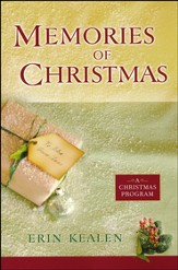 Memories of Christmas: A Christmas Program(5/pkg)