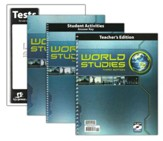 BJU Press Heritage Studies Grade 7 (World Studies) Homeschool Kit, 3rd Edition