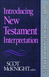 Introducing New Testament Interpretation - eBook