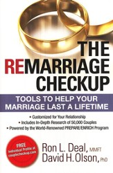 Remarriage Checkup, The: Tools to Help Your Marriage Last a Lifetime - eBook