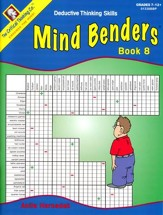 Mind Benders Book 8, Grades 7-12