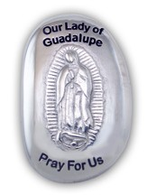 Our Lady Of Guadalupe, Pray For Us Pocket Stone