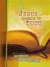 Jesus Speaks to Teens - eBook