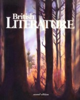 BJU British Literature Grade 12 Student Edition   (Updated Copyright)