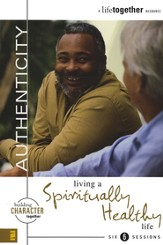 Authenticity: Living a Spiritually Healthy Life - eBook