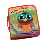 Peek A Boo Forest, Soft Book