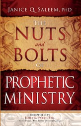 The Nuts and Bolts of Prophetic Ministry - eBook
