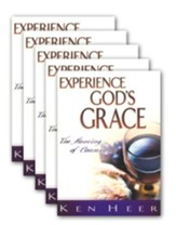 Experience God's Grace: The Meaning of Communion - Pack of 5