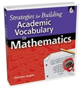Strategies for Building Academic Vocabulary in Mathematics - PDF Download [Download]