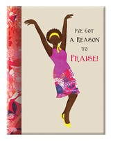 I've Got A Reason to Praise Journal