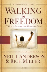 Walking in Freedom: 21 Days to Securing Your Identity in Christ - eBook