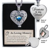 Forever In My Heart, Memorial Locket