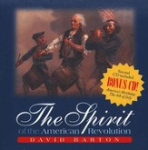 The Spirit of the American Revolution (2 CD Set) Audio CD