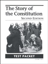 The Story of Constitution Test, Grades 8-12