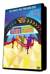 Jeff Slaughter VBS Fun Run 2015: Ultimate Fun Run DVD