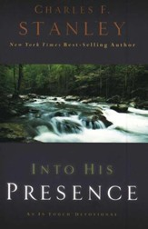 Into His Presence: An In Touch Devotional - Slightly Imperfect