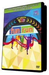 Jeff Slaughter VBS Fun Run 2015: VBS Sing-a-long DVD, Spanish