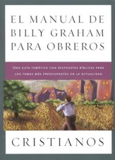 Billy Graham Christian Workers Handbook (Spanish)