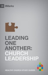 Leading One Another: Church Leadership - eBook