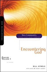 Psalms, Volume 1: Encountering God  - Slightly Imperfect