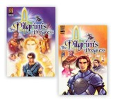 The Pilgrim's Progress Graphic Novel, 2 Volumes