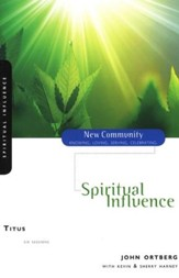 New Community Bible Study Series: Titus, Updated