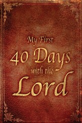My First 40 Days: Presentation of Faith - eBook