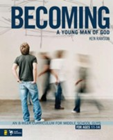 Becoming a Young Man of God - eBook