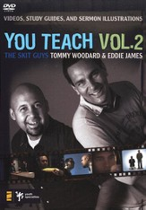 You Teach Vol. 2, DVD