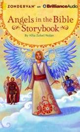 Angels in the Bible Storybook - unabridged audio book on CD