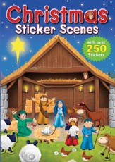 Christmas Sticker Scenes