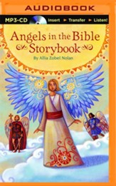 Angels in the Bible Storybook - unabridged audio book on MP3-CD